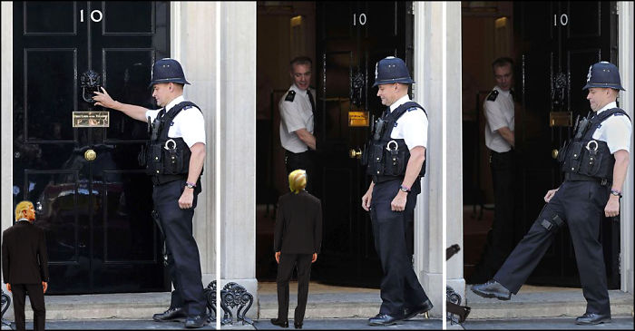 Little Don Does London…