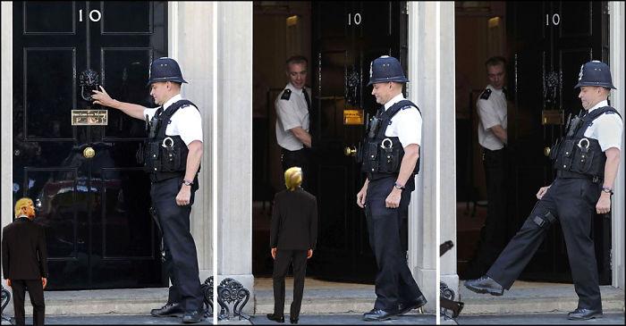 Little Don Does London…