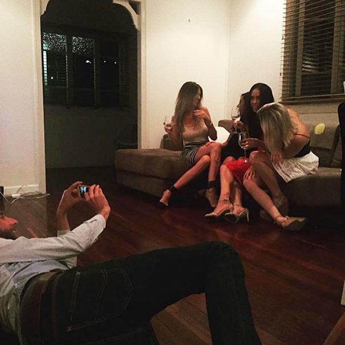 Boyfriends Photoshoot Girlfriends