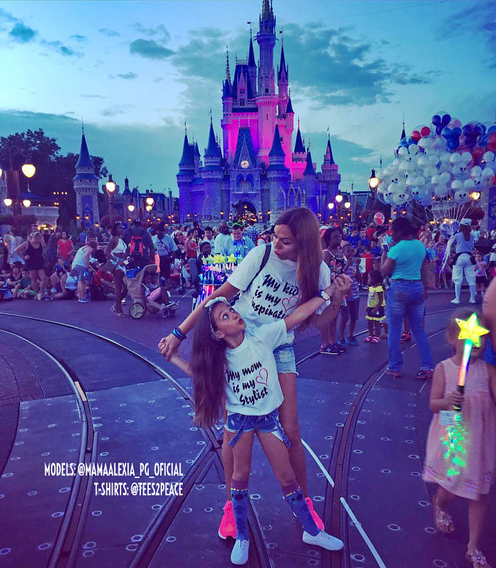 My Disney Family Trip Wonderful Experience By Tees2peace