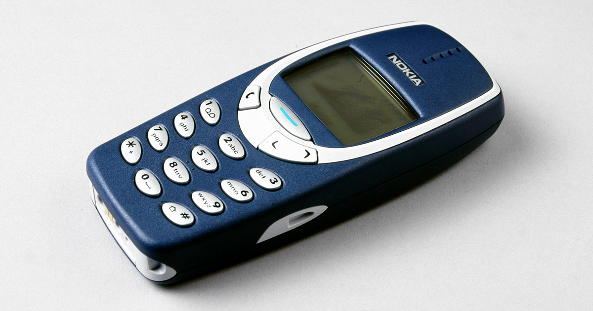After 17 Years Nokia Is Re-Launching The 3310, World's Most Beloved Phone