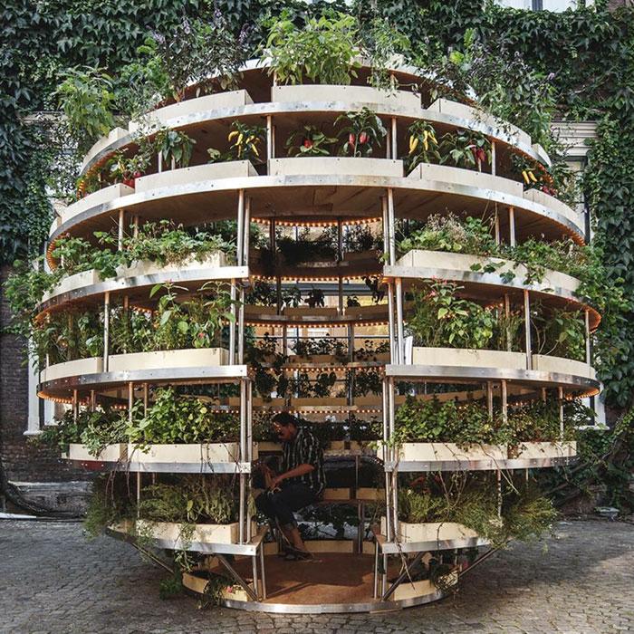 IKEA acaba de sacar gratis las instrucciones para fabricar un espectacular jardín sostenible