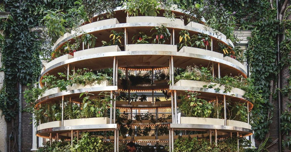 Ikea just released free instructions for a spectacular for Flat pack garden room