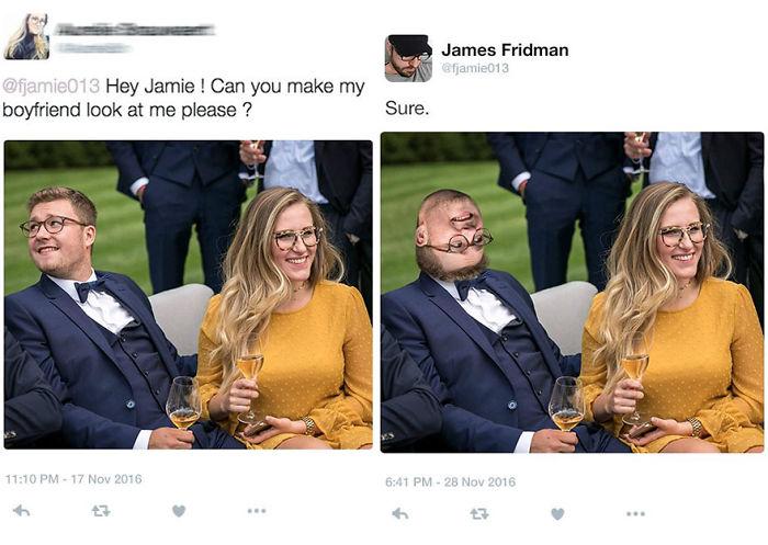 Funny Photoshop
