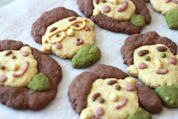 I Made Cookies That Look Like My Friends For This Valentine's Day
