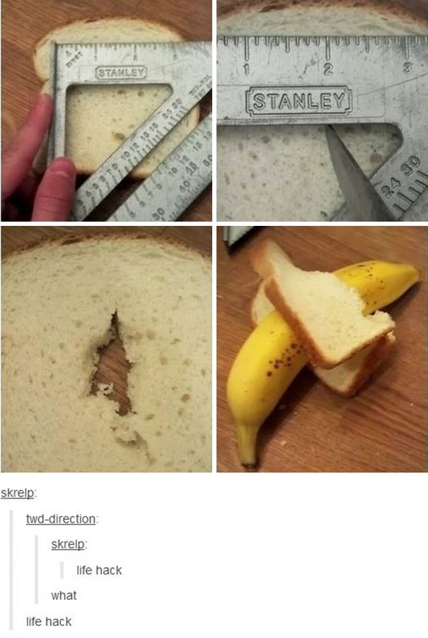 Use Ruler For This Life Hack