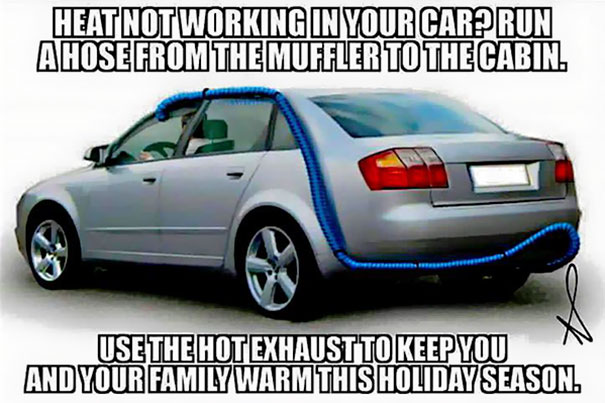 Use This Hack When Your Car Heater Doesn't Work