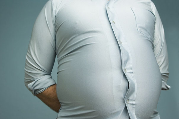 Tired Of Ironing Your Shirts? Get Fat And Watch Those Creases Vanish