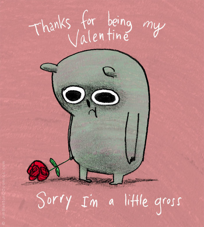 A Big Load Of My Love And Valentine Cartoons For You