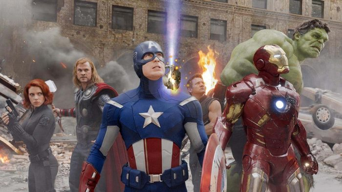 Should Be Invited To The Avenger's Initiative