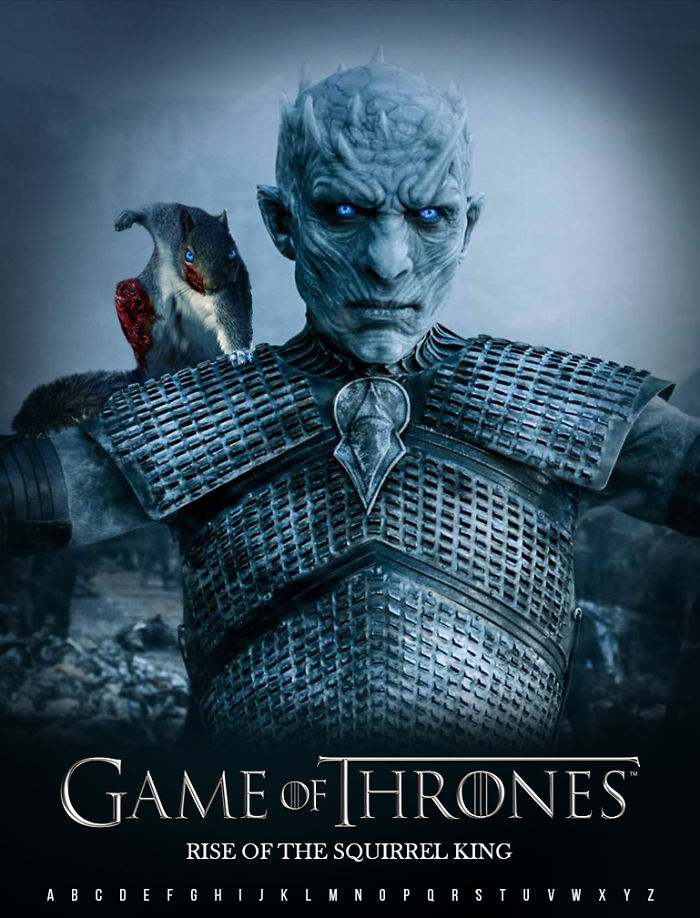 Game Of Thrones – Rise Of The Squirrel King
