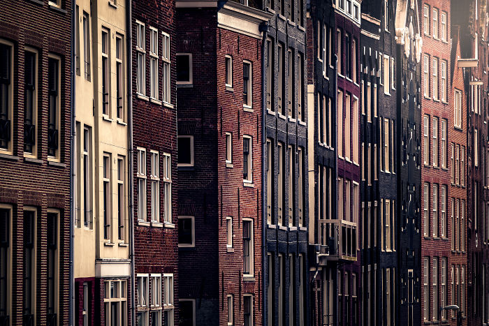 Tight Living In Amsterdam
