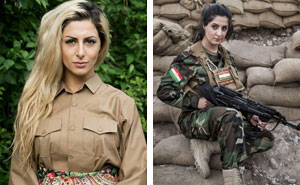 23-Year-Old Student Who Killed 100 ISIS Militants Now Has A $1 Million Bounty On Her Head