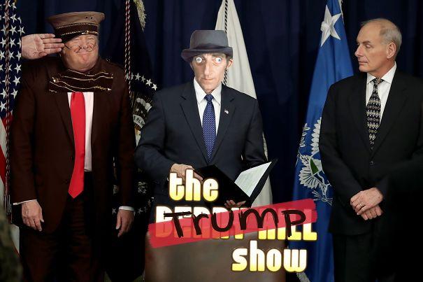 The Donald Trump Show