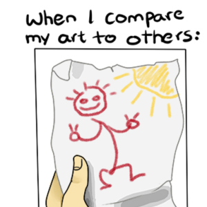 7 Comics That Every Artists Will Relate To