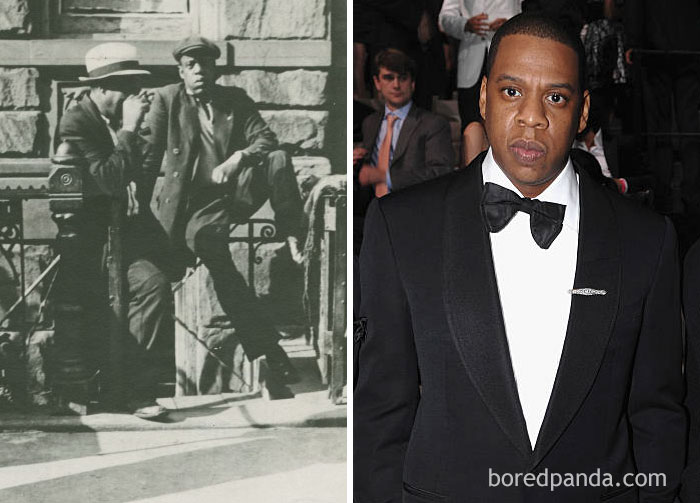 This Man In Harlem In 1939 And Jay Z