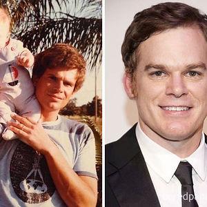My Dad Looks Like Vintage Dexter (Michael C. Hall)