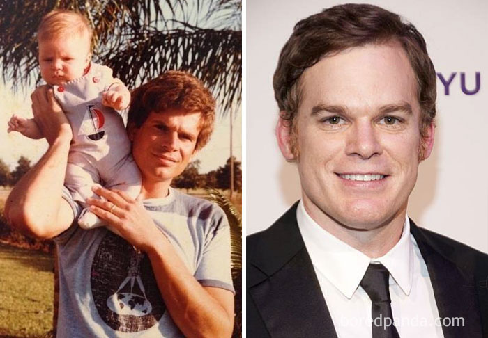 My Dad Looks Like Vintage Dexter (Michael C. Hall)