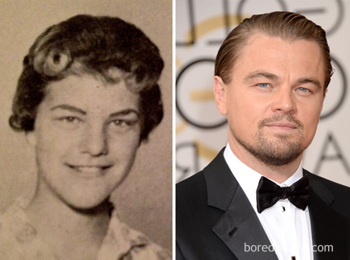 50 celebrity lookalikes that prove time travel exists