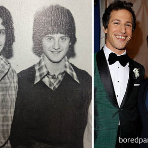 What Andy Samberg And Daniel Radcliffe Would've Looked Like In The 70s