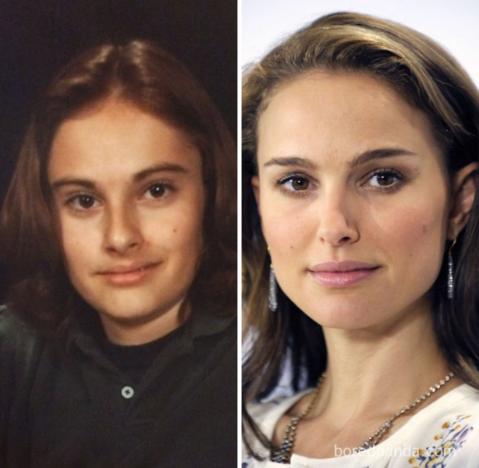 This Is My Friend At Age 13. He Looked Exactly Like Natalie Portman