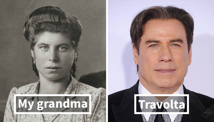 50+ Celebrity Lookalikes That Will Make You Believe In Time Travel