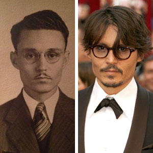 10+ Celebrity Lookalikes That Prove Time Travel Exists