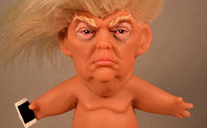 Someone Made A NSFW Trump Troll Doll, And Now They're Running A Kickstarter Campaign To Mass Produce It