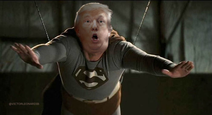 #trump I'm Training To Fix The Problems Of The World