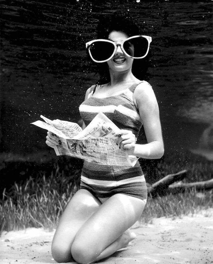 Underwater Pinups Photography