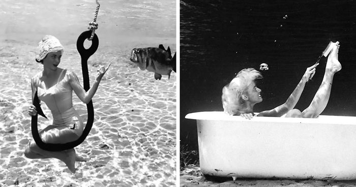 416799f89e It s Hard To Believe These Pin-Up Photos Were Shot Underwater In 1938