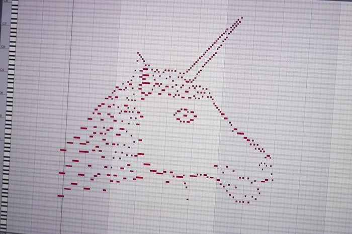 People Are Freaking Out Over This Song Made From A Unicorn Drawing, And You Will Too
