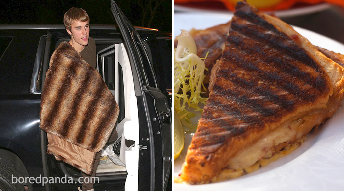 Justin Bieber Or A Panini?