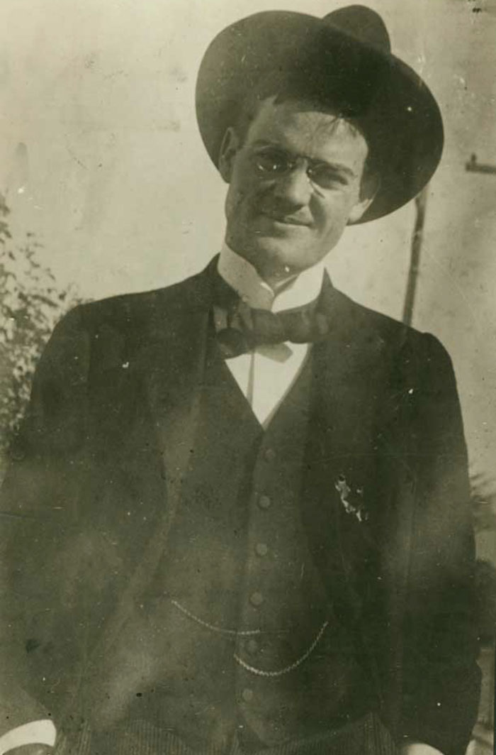 Herbert Hoover, Age 25