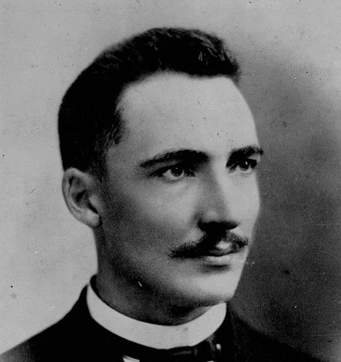 Warren G. Harding, Age 21