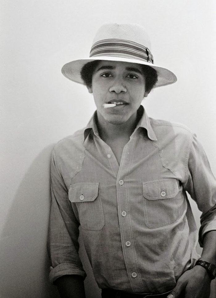 历任美国总统的年轻照片!帅到不成人样!!!