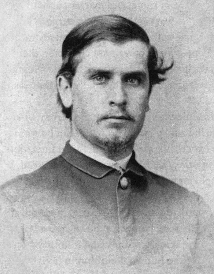 William McKinley age 21