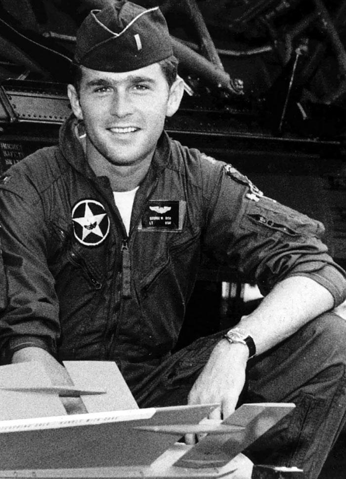George W. Bush, Age 19