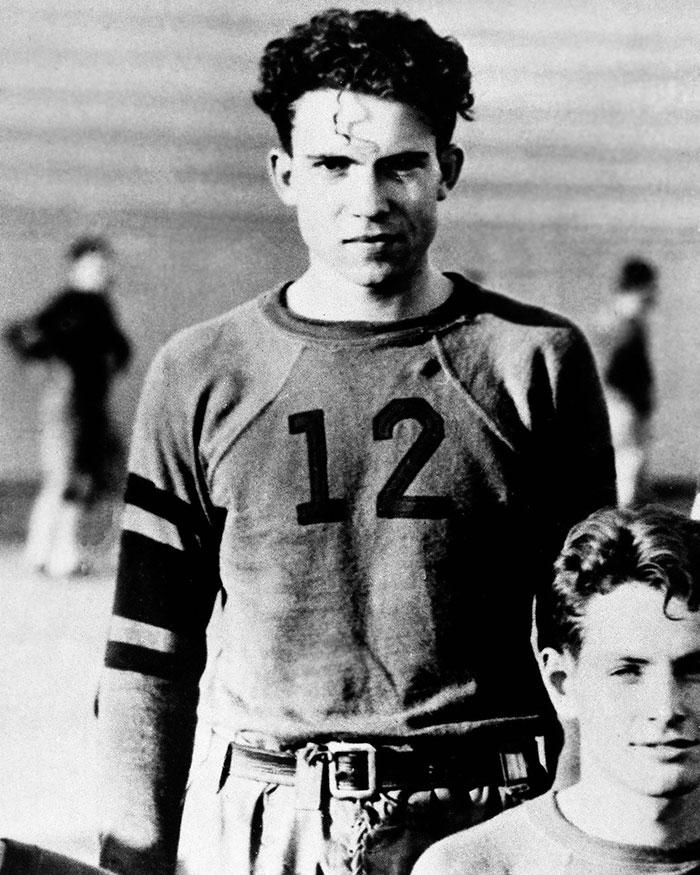 Richard Nixon, Age 20