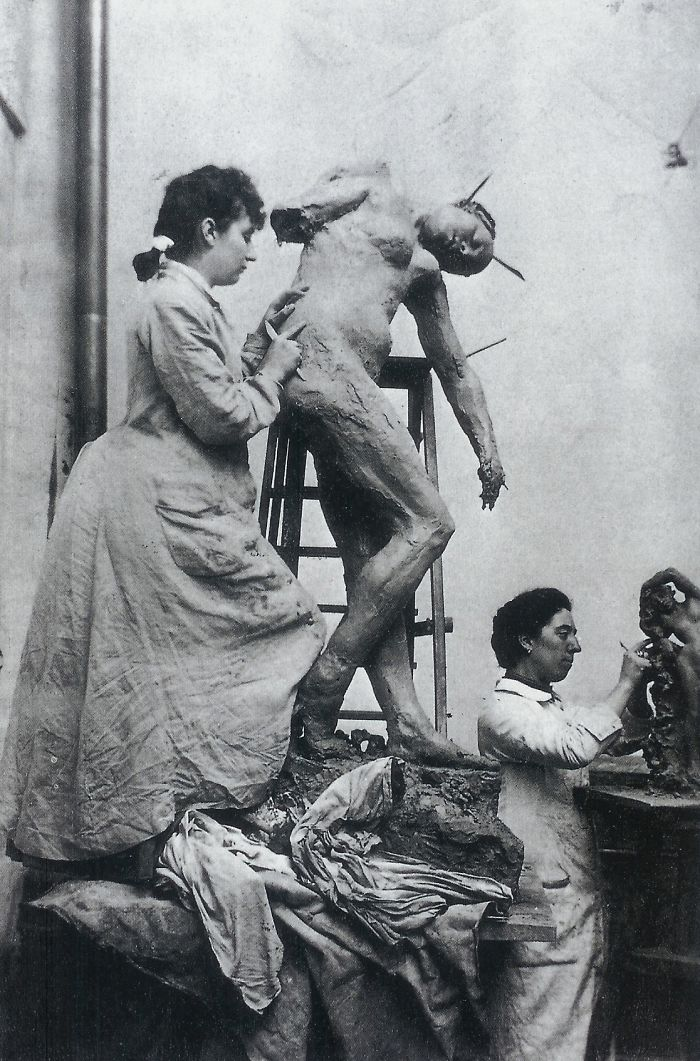 Camille Claudel – A French Sculptor And Graphic Artist.