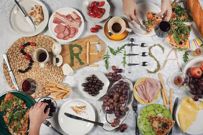 Sobremesa Is The Spanish Word That Refers To The Time Spent After Lunch Or Dinner Socializing With The People You Shared The Meal With
