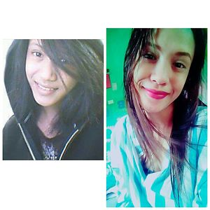 Emo Days Vs Now Haha But I Didn't Regret Being Emo Before ☺..
