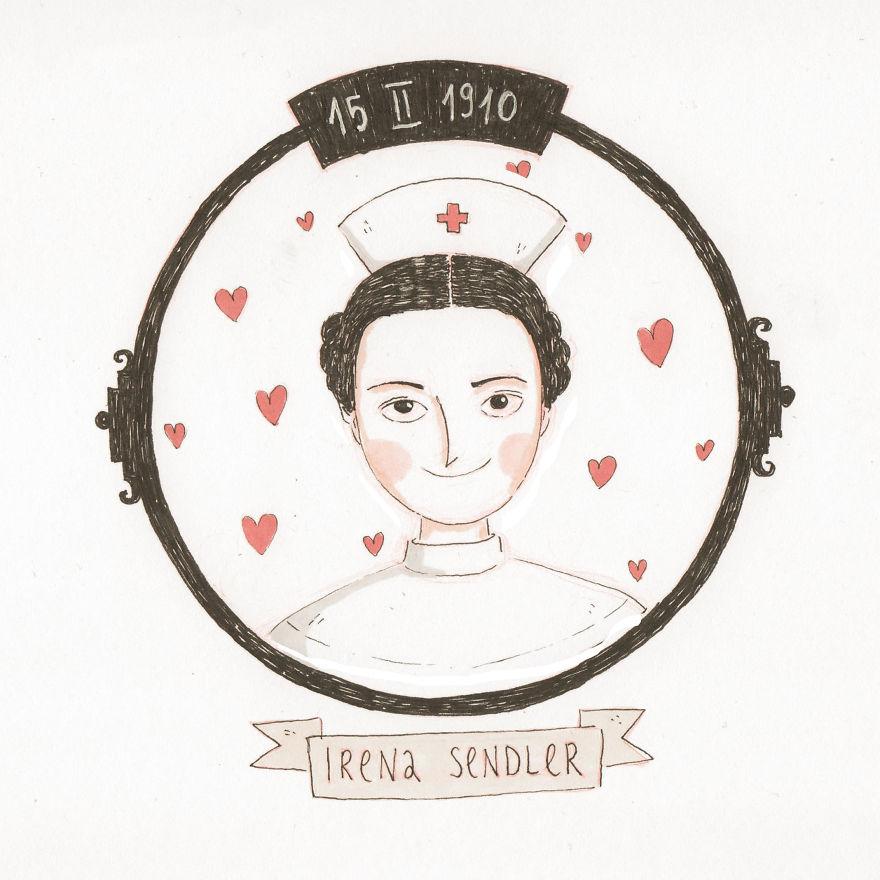 15/02 Irena Sendler