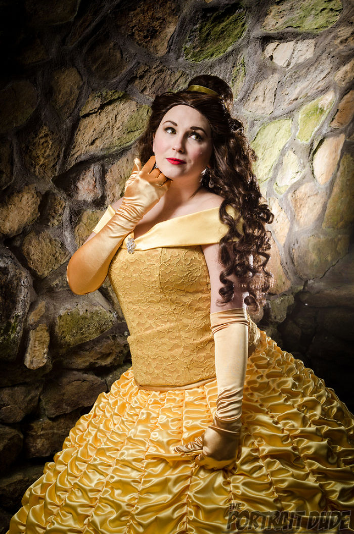 Beauty And The Beast Cosplay