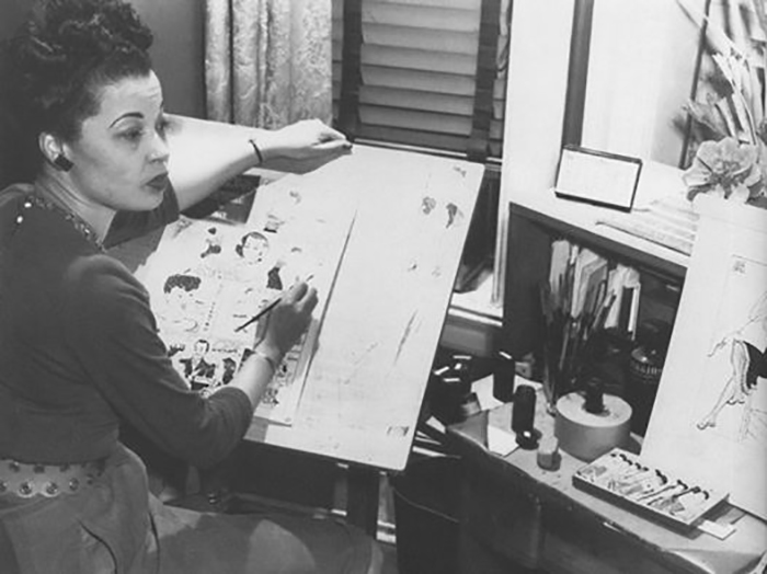 Jackie Ormes, America's First Black Female Cartoonist, And Creator Of Torchy Brown