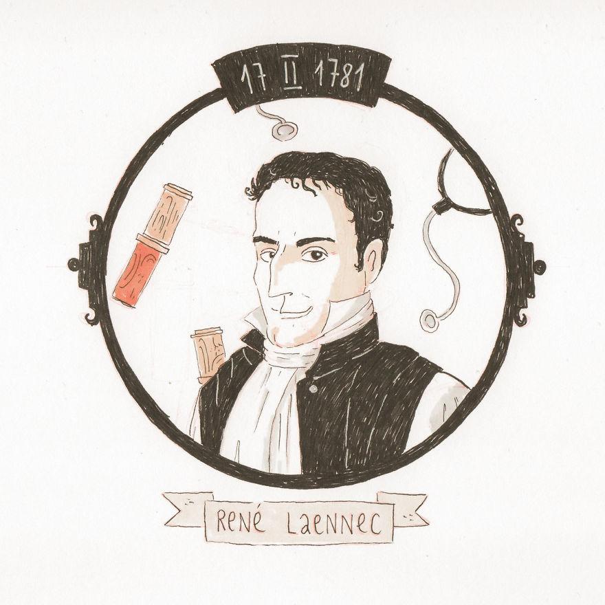 17/02 Rene Laennec