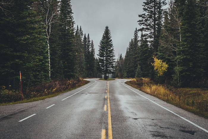 I Photograph The Many Roads I Travel On