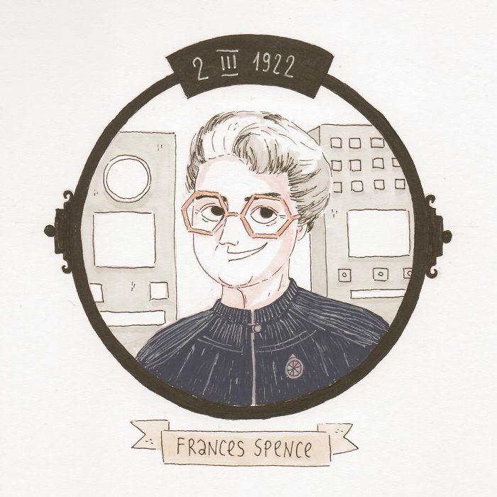 2/03 Frances Spence