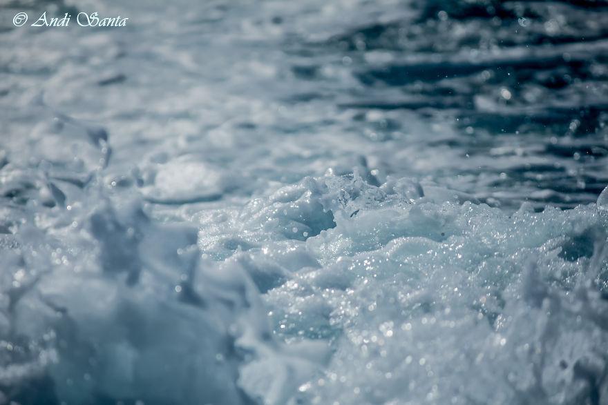 I Photographed Fifty Shades Of Sea Blue