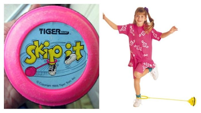 Skip It Was The Center Of My Childhood..